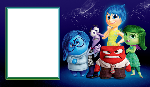 Inside Out Png Photo Frame Png Photo Photo Frame Clip Art Freebies