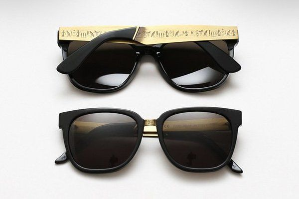 3ae5330e0a23 Fancy Hieroglyphics Francis Sunglasses by Super | Fashion ...