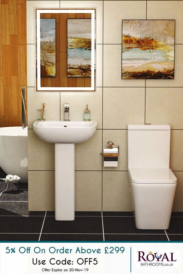 Hurray Set your own bathroom trend with us 5 flat sale is waiting for you