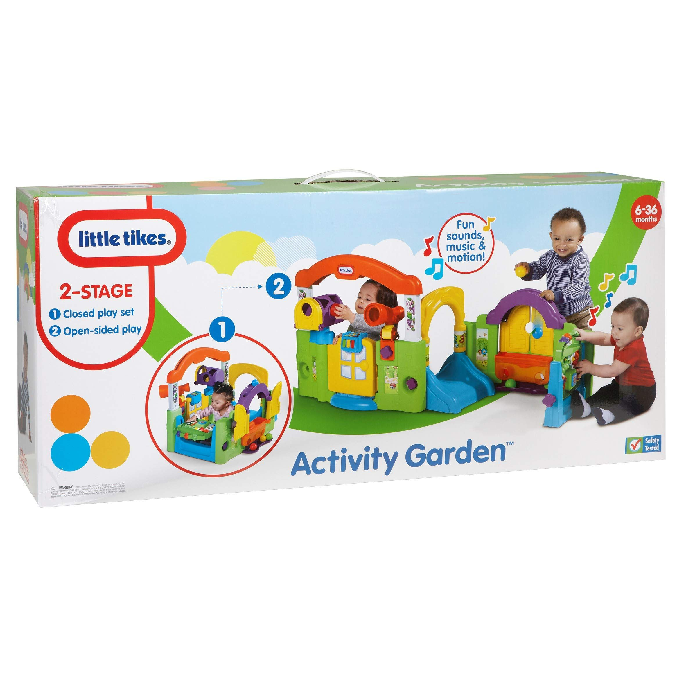 Little Tikes Activity Garden Baby Playset More info