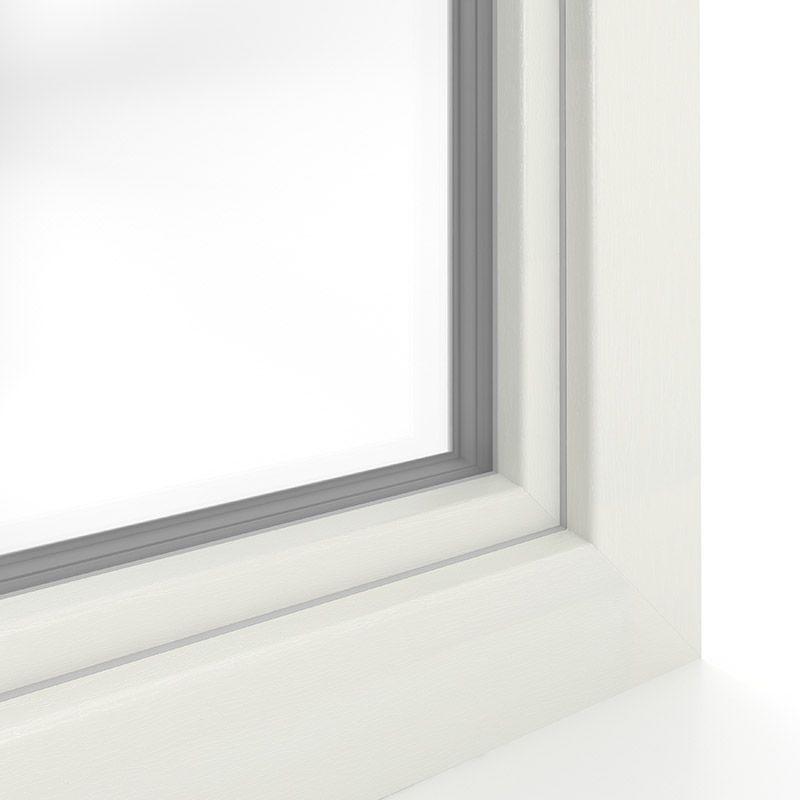 Walnuss Amaretto Sonderdekor Fensterfarbe Fenster