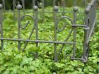 Rustikaler Eisenzaun für Miniatur-Feengarten, Gnom, Puppenhaus # Fairy Garden Idee ...#eisenzaun #fairy #für #garden #gnom #idee #miniaturfeengarten #puppenhaus #rustikaler