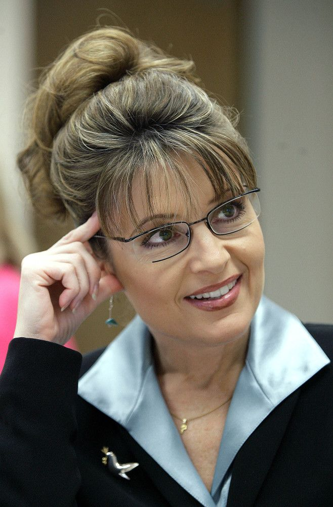4f51913511 Sarah Palin s Glasses Have Changed! (VIDEO)