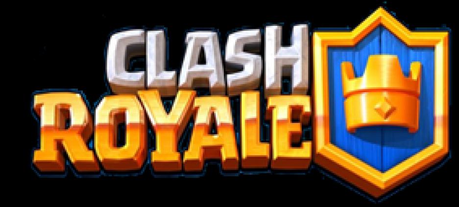 Clash Royal Png Logo Clash Of Clans Clash Royale Logo Del Juego