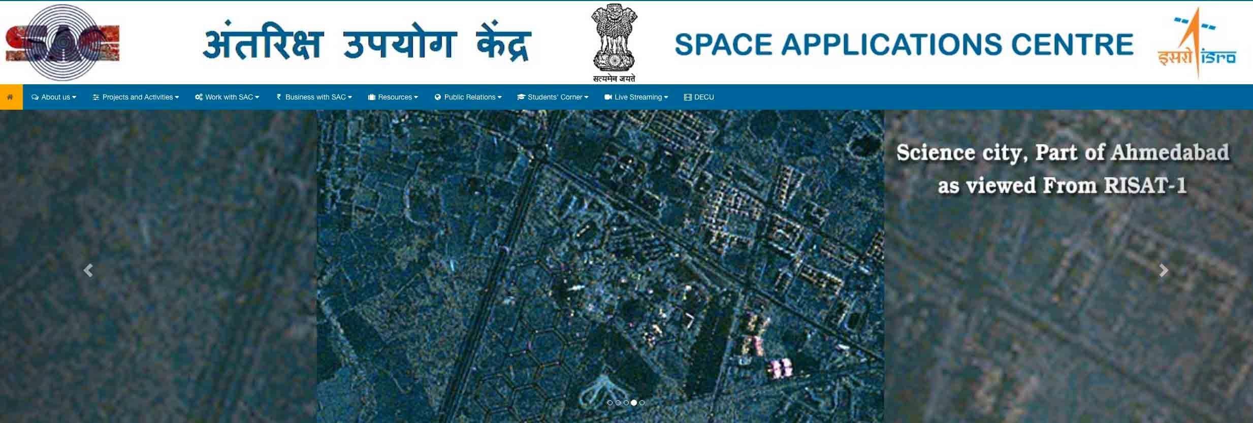 ISROs satellite imagery study shows 30% of Indias land under degradation