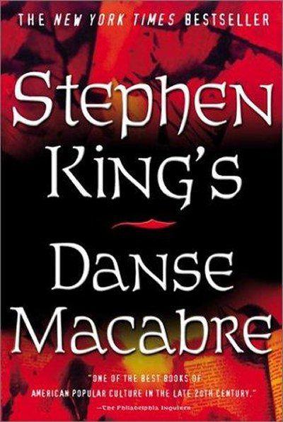 Stephen King Danse Macabre Stephen King Stephen King Books