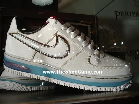Big Boi's (Outkast) $50,000 Nike Air Force 1 sneakers