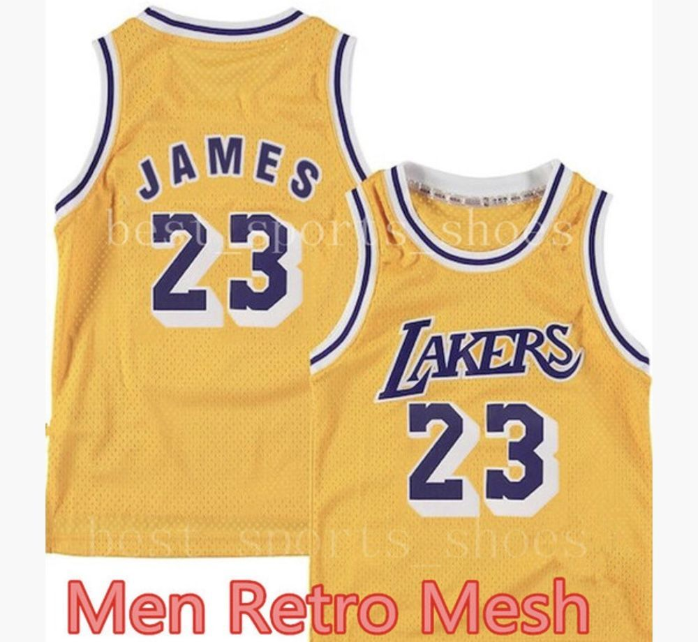 e726d0463def Lebron James Los Angeles Lakers Mesh Jersey  sports  basketball  trending