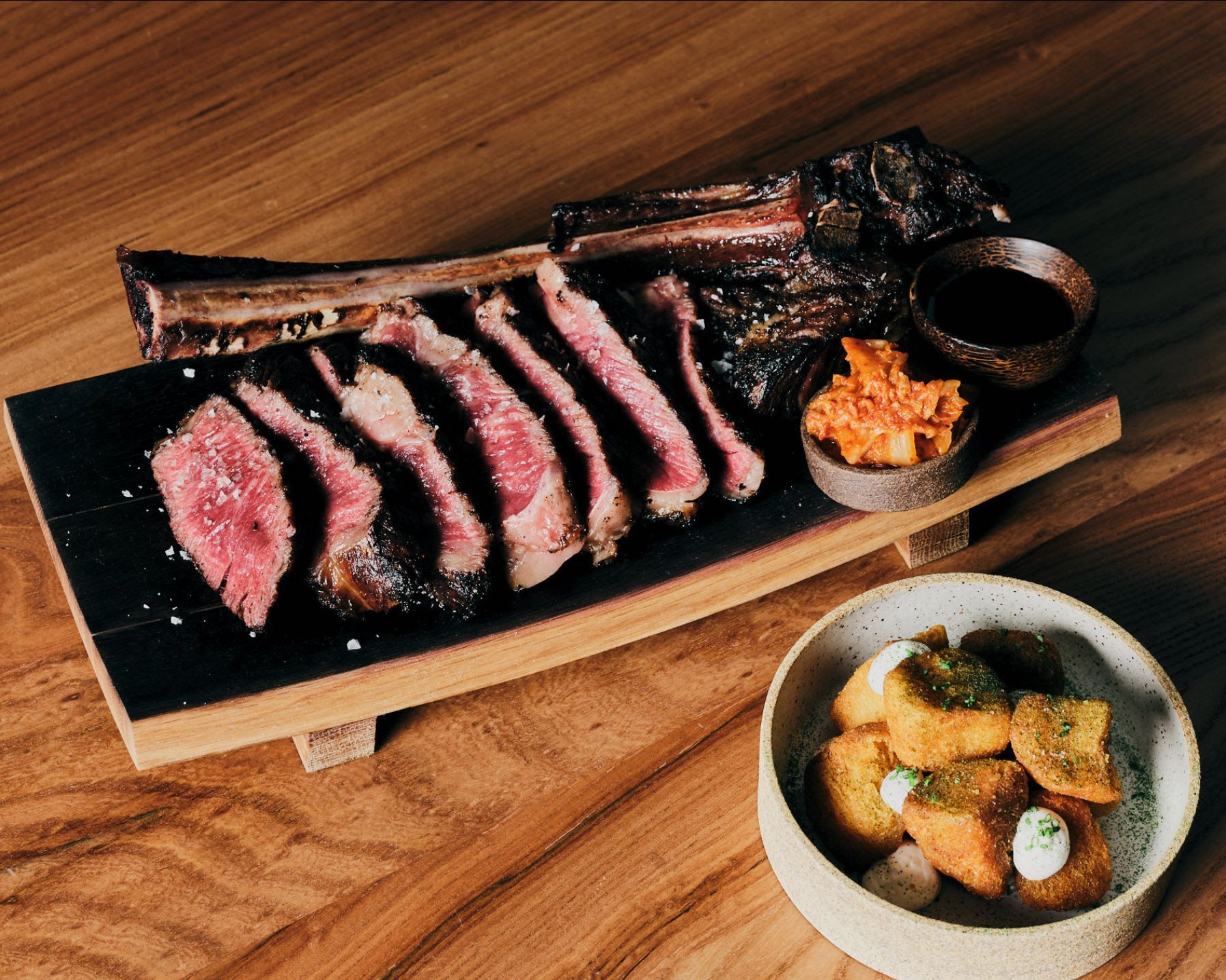 Image result for steakhouse plateware Highlands Steak