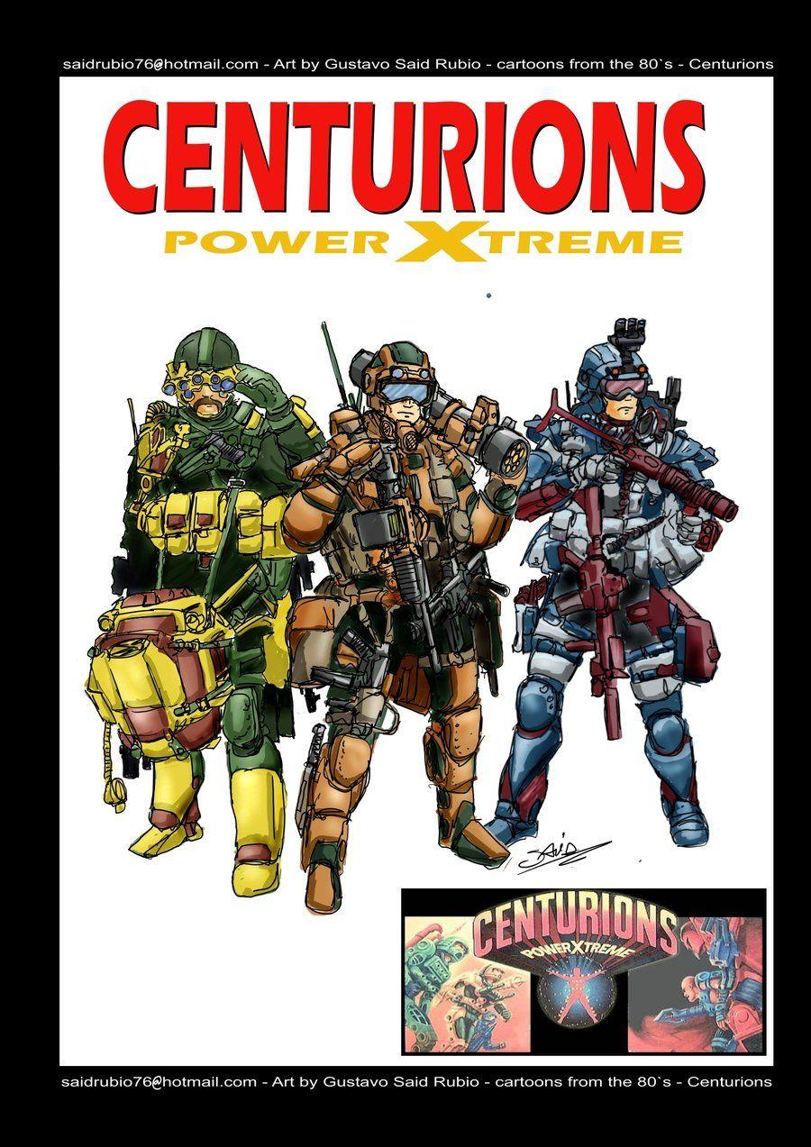 Centurions by gviptandil.deviantart.com on @DeviantArt