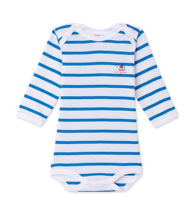 Petit Bateau Baby-M/ädchen Body