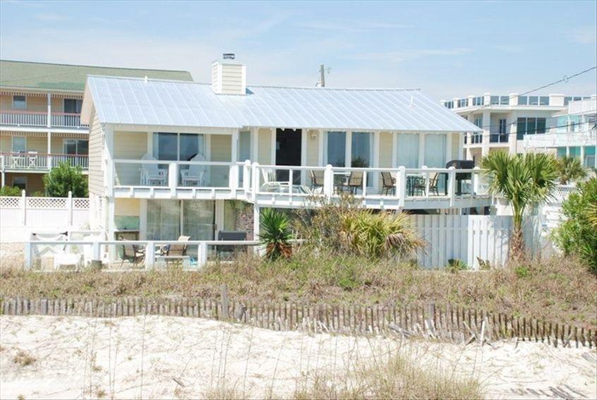 Tybee island vacation rental vrbo 123658 5 br coastal for Cabin rentals near savannah ga