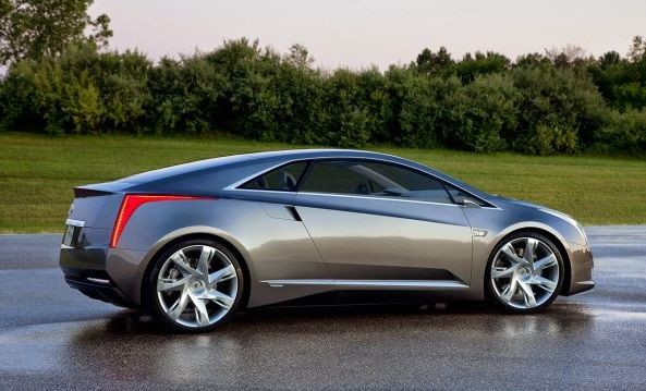 2017 Cadillac Cts V Coupe Rear View Image Luxury Cars