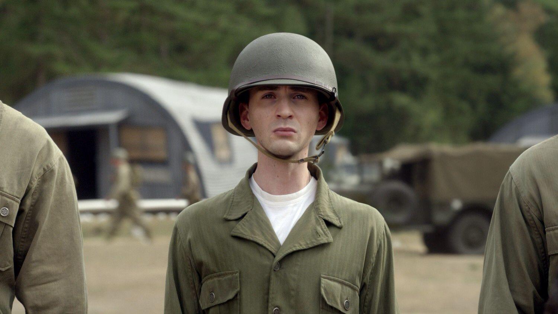 Skinny Steve Rogers | Avengers movies, Steve rogers captain america, Steve rogers
