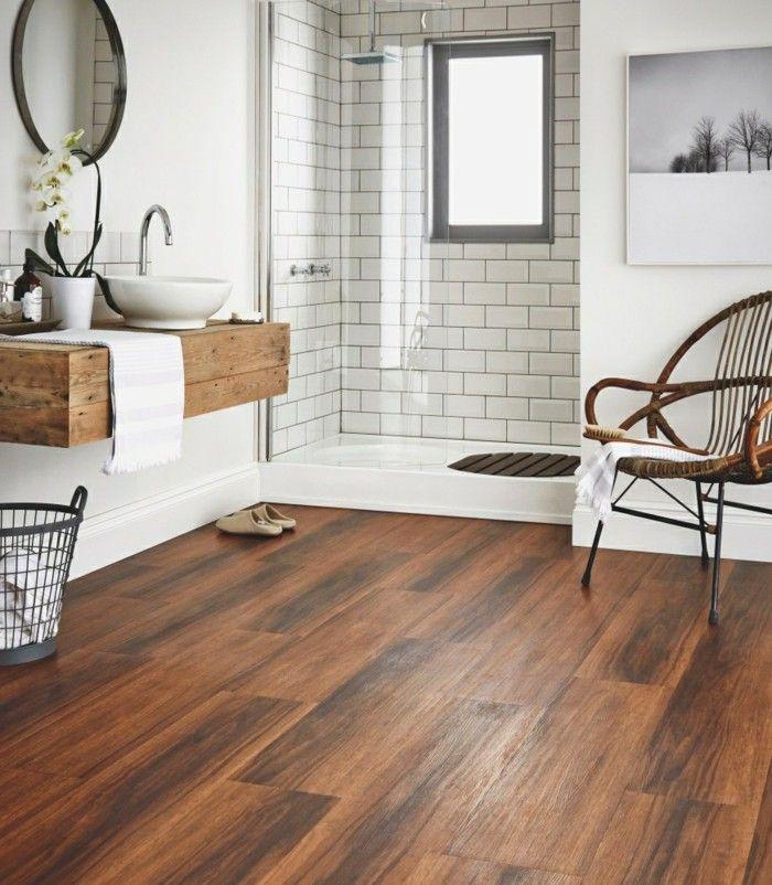 20 Amazing Bathrooms With Wood Like Tile Wood Tile Bathroom