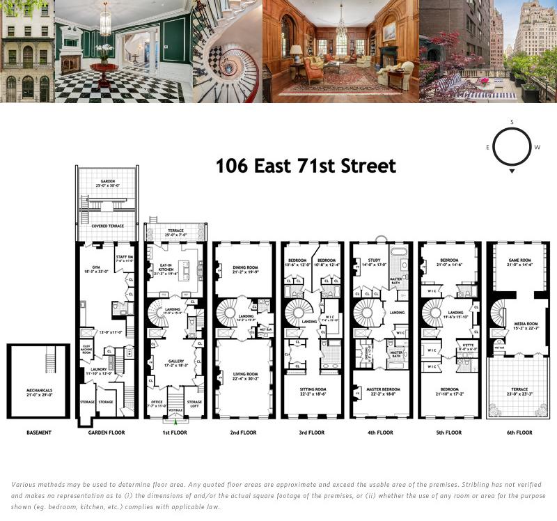 Garden Hill Apartments: 106 East 71st Street - Upper East Side