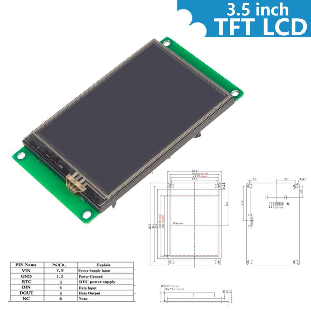 Embedded Open Frame 3 5 Touch Screen Hmi Panel With 3 Year Warranty Discount 21 Embedded Open Frame In 2020 Open Frame Lcd Touch Screen