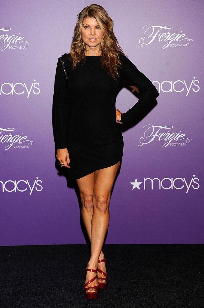 cantante con una voz espectacular, Fergie | mi música favorita ...