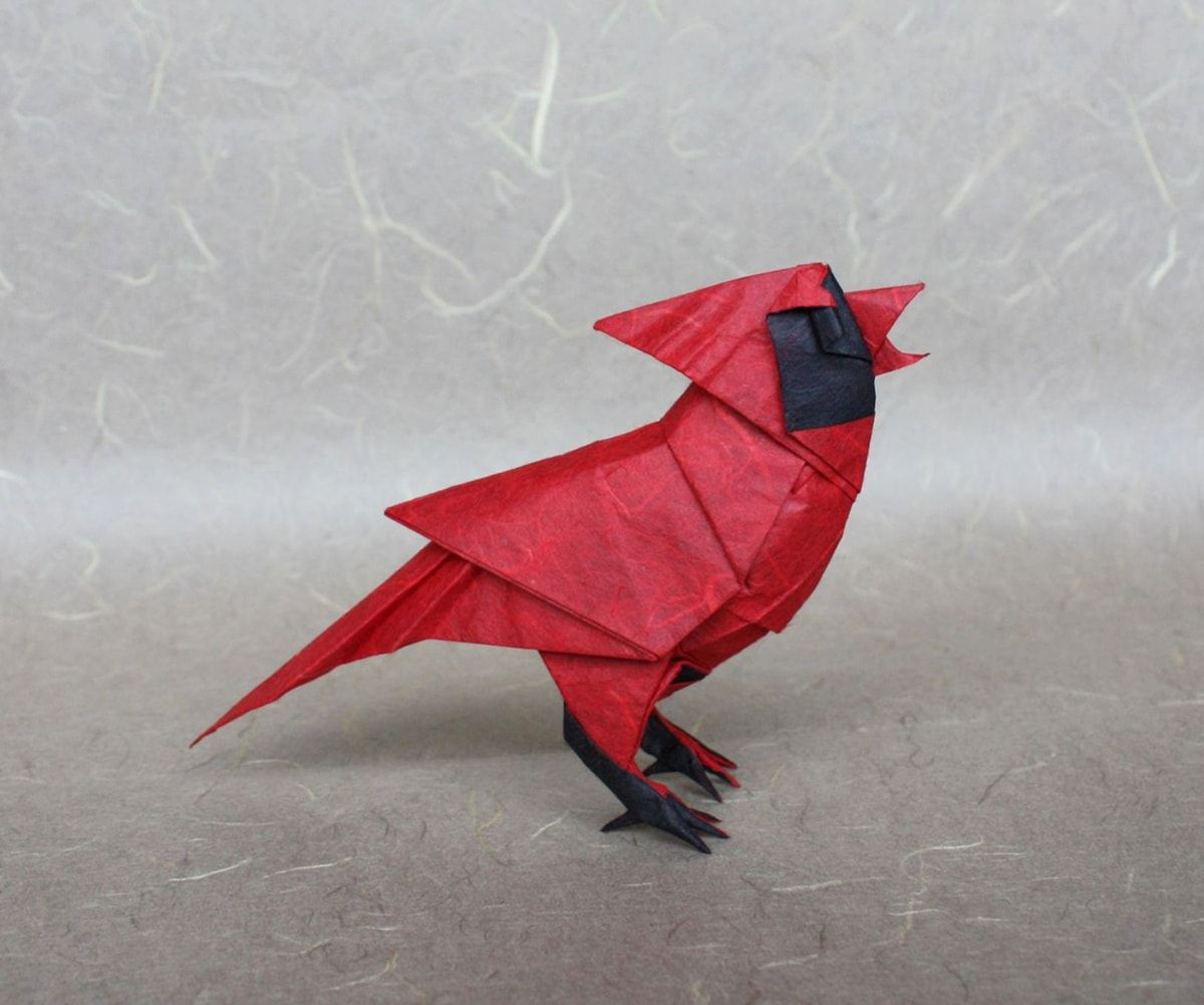 I M Talon You That All These Origami Birds Are Fantastic In 2020 Origami Hummingbird Origami Bird Book Origami