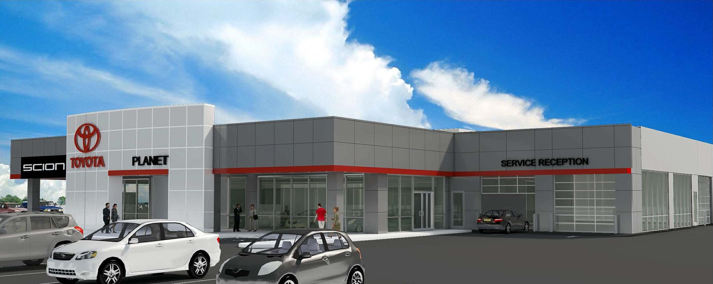 Zeigler Nissan Gurnee >> Zeigler Nissan - Gurnee, IL LG Services: -36,000 SF New ...