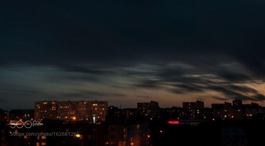 Dark sky by Modest_Moze. @go4fotos