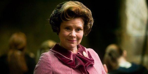 The Most Difficult Harry Potter Scene Imelda Staunton Ever Had To Film Harry Potter Stories Harry Potter Scene Dolores Umbridge