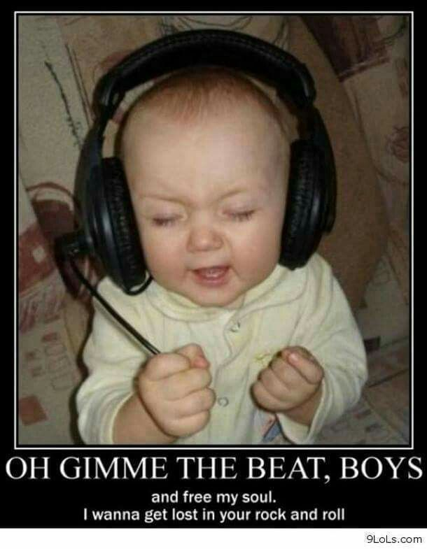 So Adorable Music Humor Funny Pictures Funny Pictures With Captions