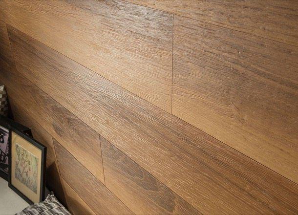 Life madera en baldosas cer micas la marca italiana - Suelos de pegar ...