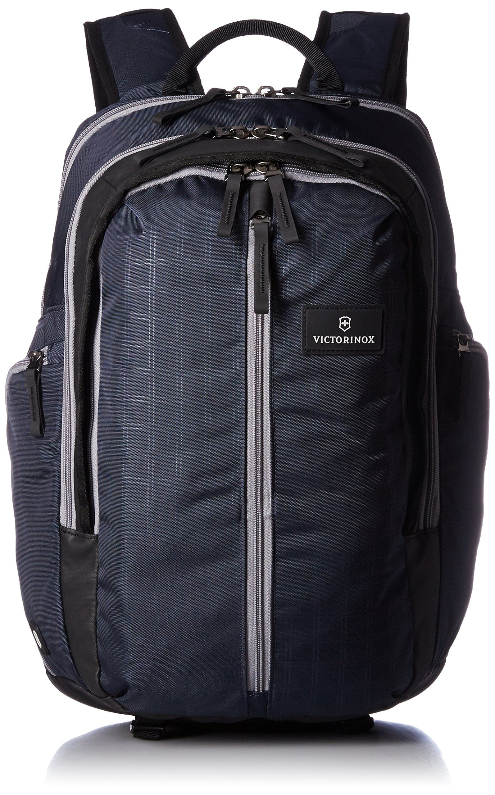 Victorinox Altmont 3.0 Vertical-Zip Laptop Backpack, Navy/Black ...