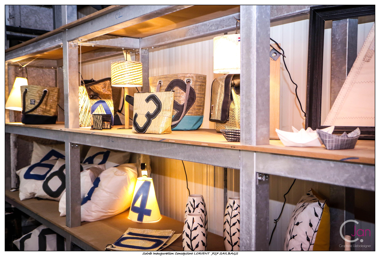 Concept Store 727sailbags Lorient Www 727sailbags Com Avec Images