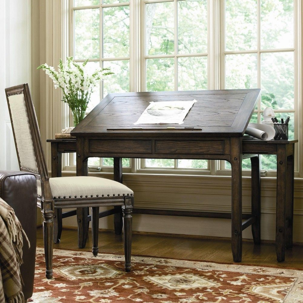 Buy Great Rooms Architect Desk By Universal From Www