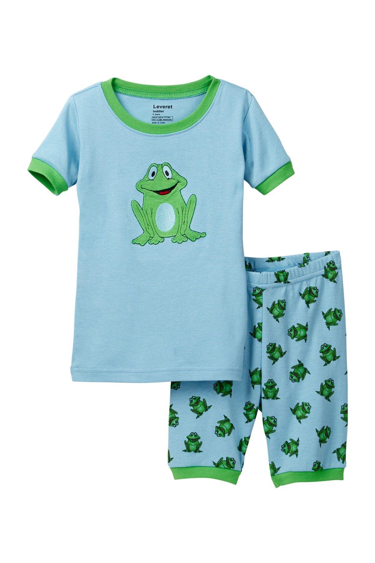 0b9923148 Frog Pajama (Toddler