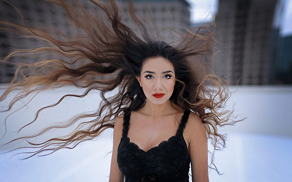 Natural beauty how to grow out your hair faster