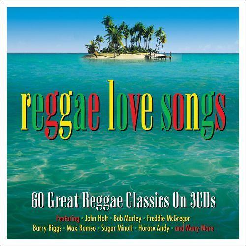 Reggae Love Songs [Not Bad] [CD] | Products | Love songs