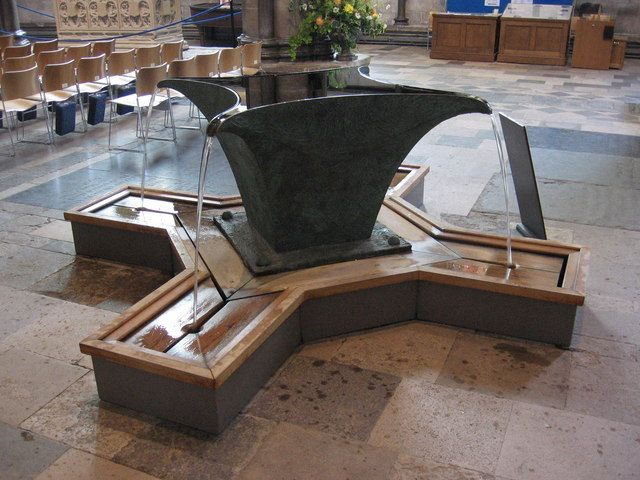 Image result for font at salisbury cathedral