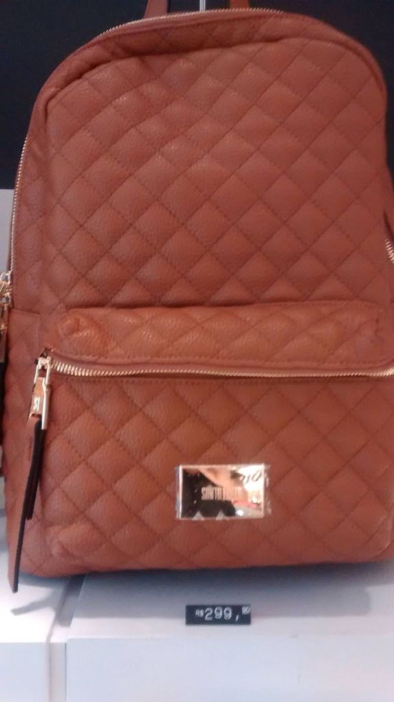 ad1454288 Linda mochila Santa Lolla 2015! Amei!   Acessórios   Bags, Backpacks ...