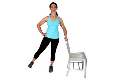 standing abduction  workout weights workout fun workouts