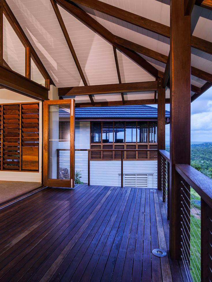 Eden Made Beautiful Timber Designs for open air Gold Coast