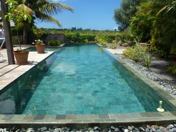 bassin de nage marinal la r union cool pool designs pinterest piscine couloir de nage et. Black Bedroom Furniture Sets. Home Design Ideas