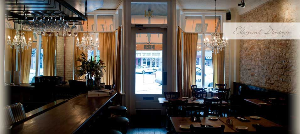 A Very Good Italian Restaurant Right On Congress Avenue In