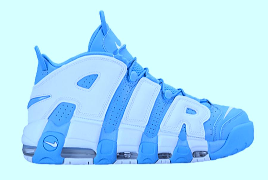 zapatillas de hombre nike azul cielo