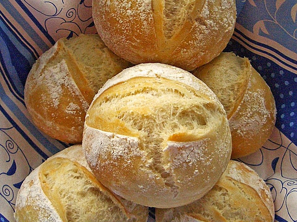 Brötchen wie vom Bäcker von claudi77 | Chefkoch