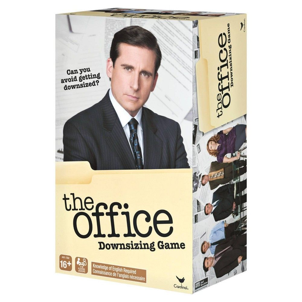 The Office Downsizing Board Game, Adult Unisex The