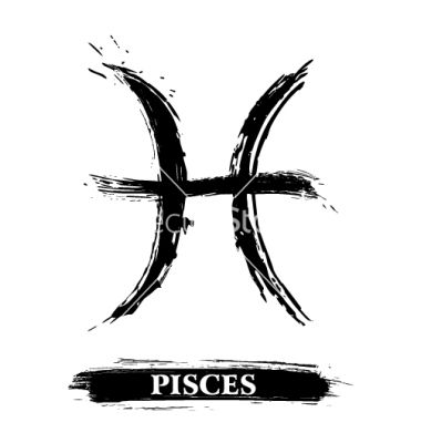 Pisces Symbol Google Search Star Signs Pinterest