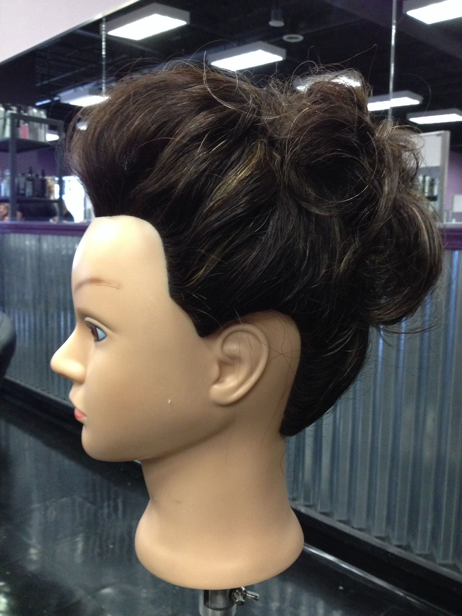 13+ Roller set updo hairstyles inspirations