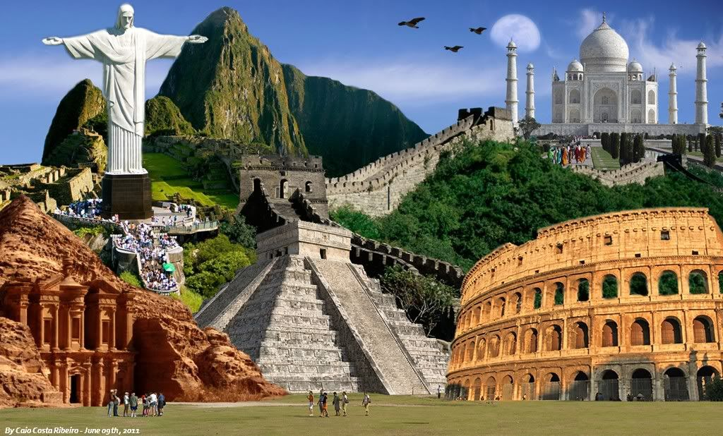 What Wonder Of The World Are You? | Wonders of the world ...
