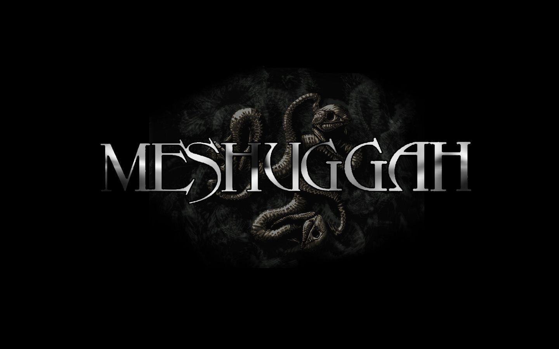 Meshuggah Metal Band Logos Band Logos Metal Bands