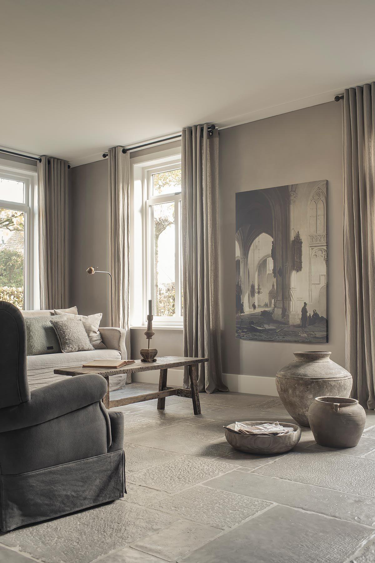 Hoffz stijl interieur inrichting huis pinterest for Eclectische stijl interieur