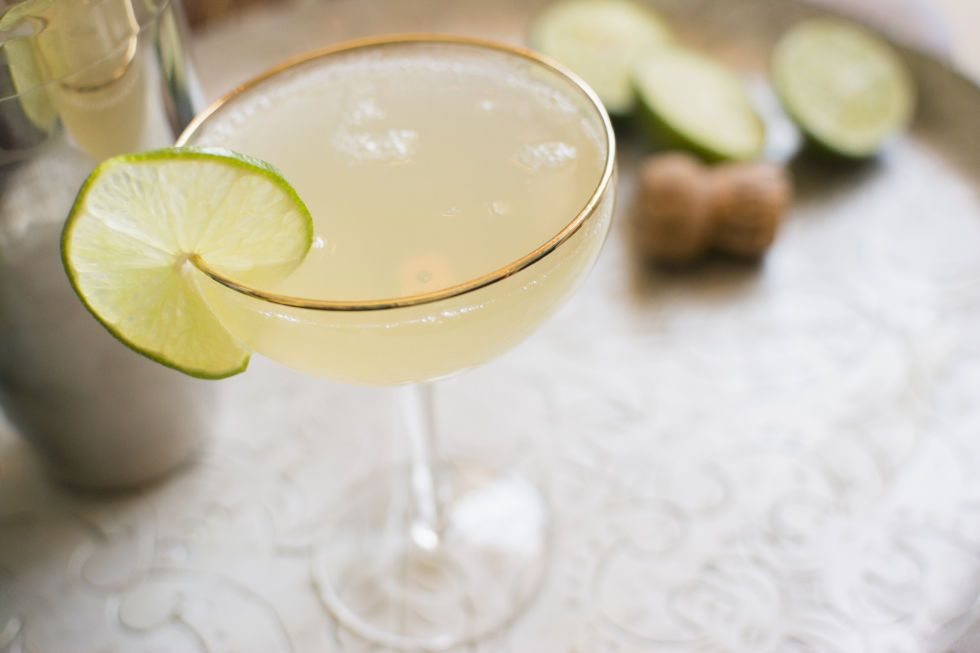The Daiquiri. See how it's made plus 6 other chic cocktails every girl should know.
