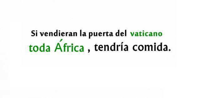 Una verdad sobre el Vaticano. Si te gusta bien y si no, prometo no llorar ;)